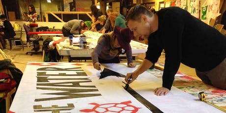 Global Climate Strike: Banner Making Workshop with Justseeds tickets
