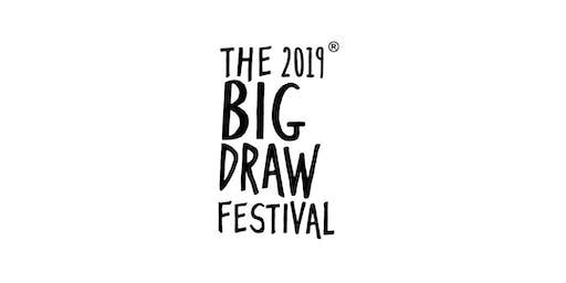 Big Draw 2019 at Ashington Library
