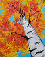 Fall into Painting