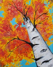 Fall into Painting tickets