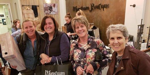 Mainstream Sister Shopping Night 10-17-19