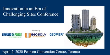 Innovation in an Era of Challenging Sites (IECS) tickets