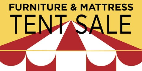 Furniture & Mattress Tent Sale: HomeWorld Furniture & SlumberWorld Hilo tickets