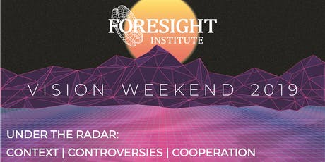 Foresight Vision Weekend 2019 tickets