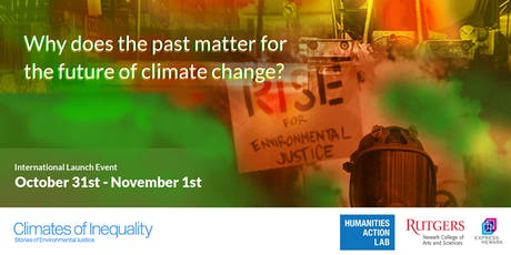 Climates of Inequality, International Launch Convening tickets