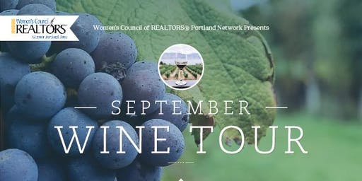 Women's Council September Wine Tour