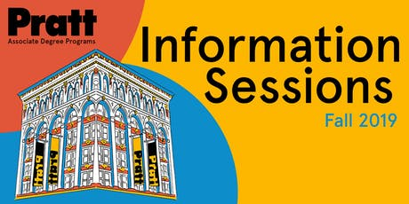 Pratt | Associate Degree Department | Info Session tickets