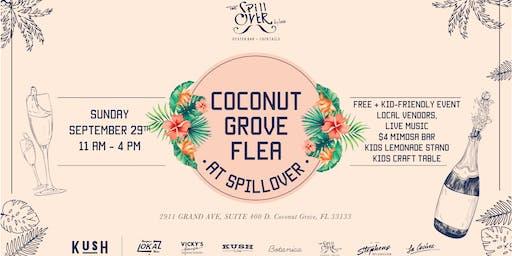 Coconut Grove Flea at Spillover