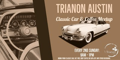 Classic Cars & Coffee Monthly Meetup - Dec