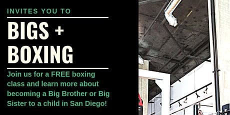 Bigs + Boxing tickets