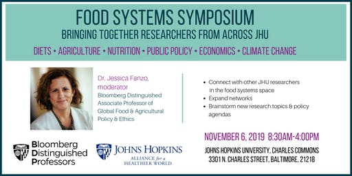 Johns Hopkins Food Systems Symposium