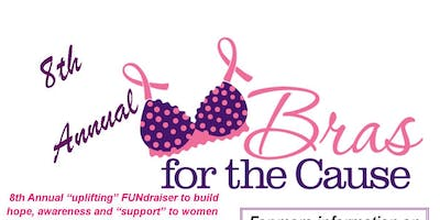 8th Annual Bras for the Cause - 2019 FUNdraiser Event