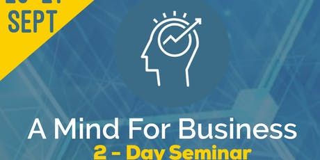 A Mind For Business tickets