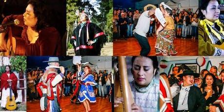 FIESTAS PATRIAS CHILENAS Dieciocho Popular ¡Recorriendo Chile! tickets