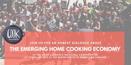 Home Cooked: Inaugural Convening tickets