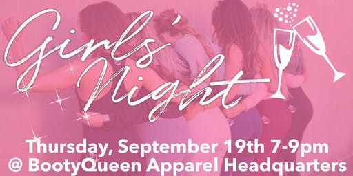Girls' Night at BootyQueen Apparel