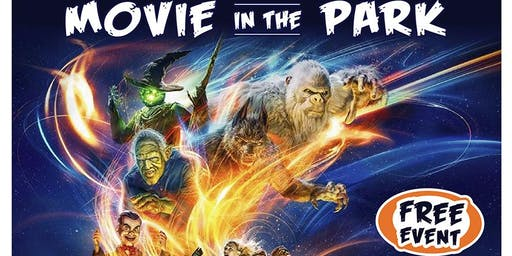 MOVIES IN THE Park - Barnett Park