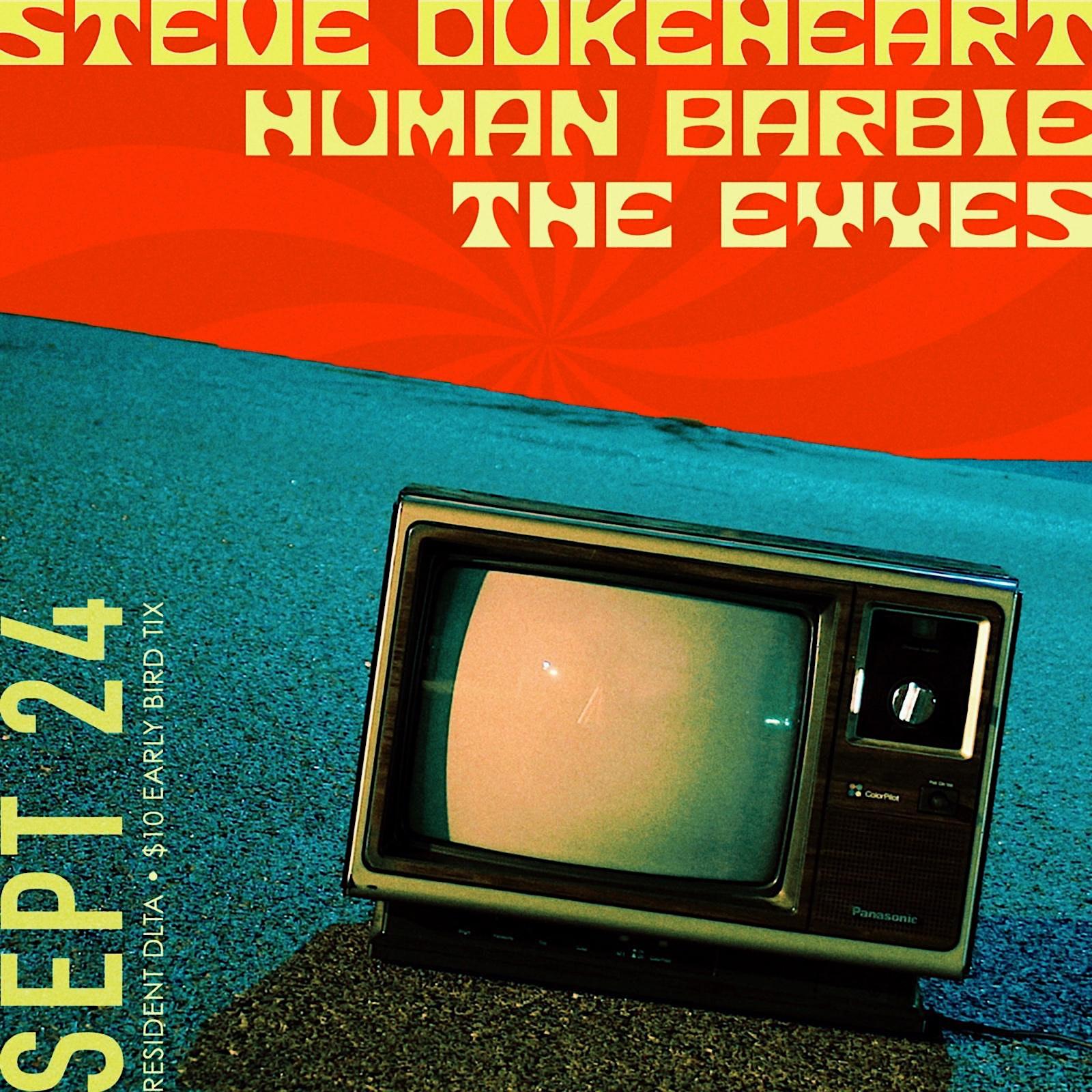 Music & Multimedia - Steve Dukeheart Human Barbie The Eyyes