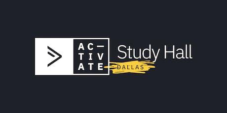 ActiveCampaign Study Hall | Dallas tickets