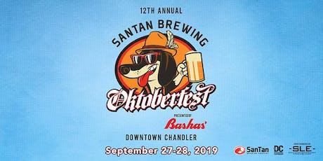 SanTan Brewing Oktoberfest (Friday) tickets