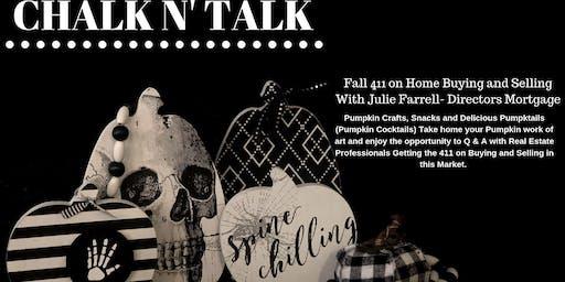 CHALK N' TALK!