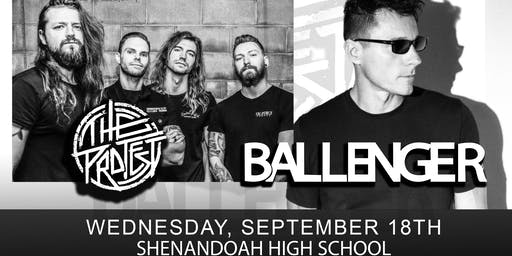 RISE UP TOUR w/ Ballenger, The Protest, and Break the Grey