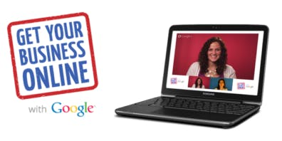 Get Your Business Online - With Google