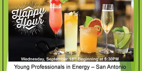 YPE September 2019 Happy Hour tickets