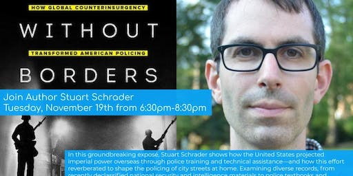 Badges Without Borders with Author Stuart Schrader