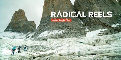 Radical Reels Tour - Townsville Warrina Cineplex 9 Oct 2019 tickets
