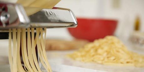 Italian Cooking Class:  Hands on Pasta Making - Paid Event $95 tickets