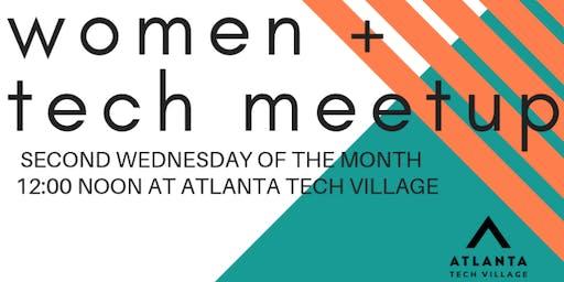 Women + Tech Meetup