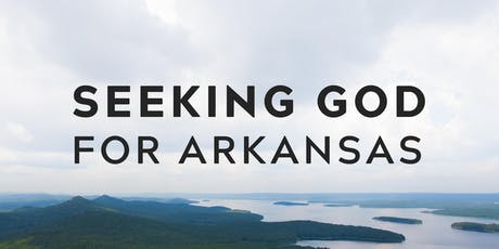 Seeking God For Arkansas tickets