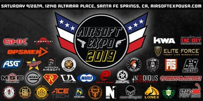 Airsoft Expo 2019 | REGISTER AND GET A FREE GIFT*