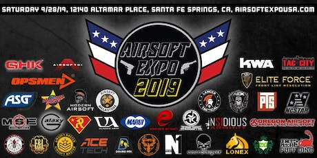 Airsoft Expo 2019 | REGISTER AND GET A FREE GIFT* tickets