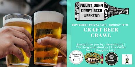 Mount Dora Craft Beer Weekend tickets