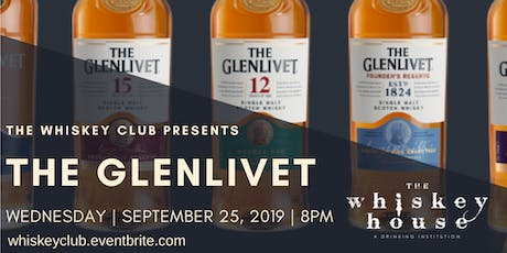 The Whiskey Club with Glenlivet tickets