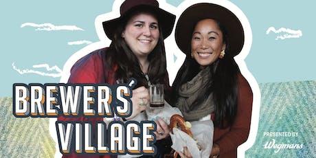 Oktoberfest Brewers Village - Friday Session tickets