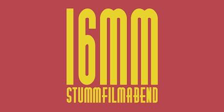 16MM STUMMFILM-ABEND Tickets