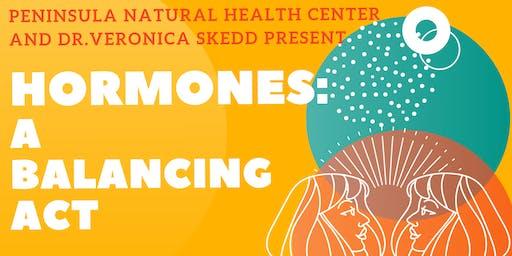 Hormones - A Balancing Act