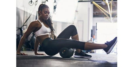 Let's HIIT It' w/Under Armour Athlete, Ariel Belgrave (2019-11-13 starts at 6:00 PM) tickets