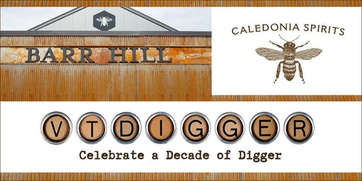 A Decade of Digger Celebration at Caledonia Spirits