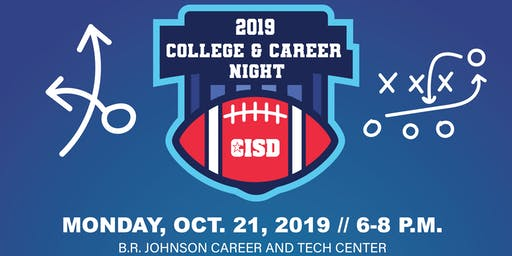 Crowley ISD College and Career Night 2019
