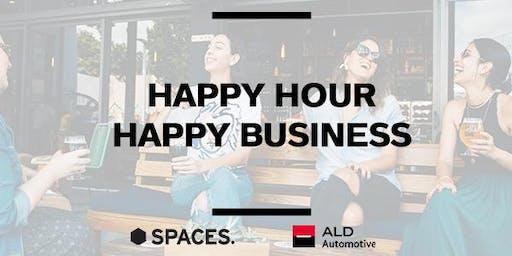 HAPPY HOUR, HAPPY BUSINESS