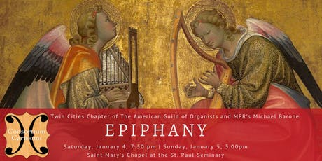 Epiphany Concerts 2020: Sunday tickets