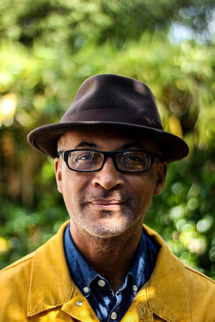 Homecoming: Voices of the Windrush Generation with author Colin Grant image