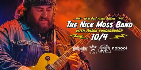 Nick Moss Band with Anson Funderburgh tickets