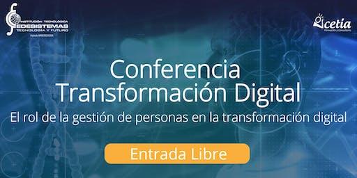 El Rol de la Gestión de Personas en la Transformación Digital