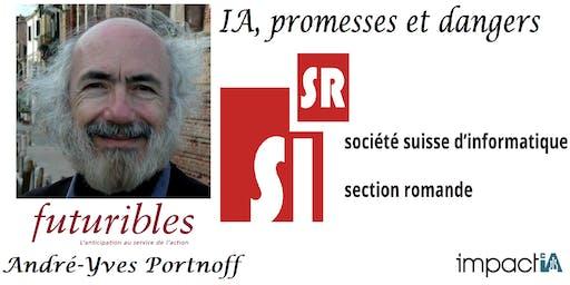 Futuribles: IA, promesses etdangers, avec André-Yves Portnoff
