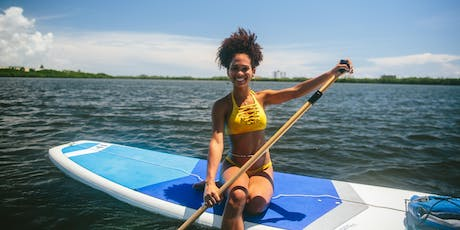 Paddleboard and Pilates tickets